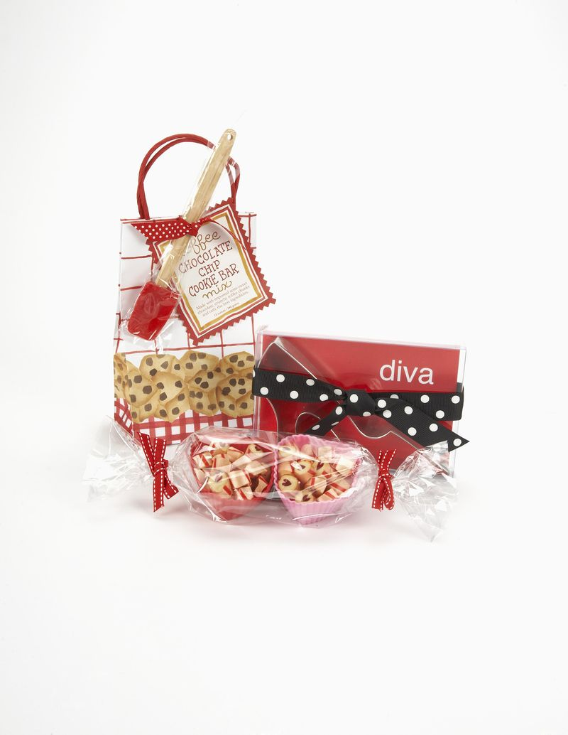 Baked with Love Favors